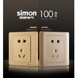 西蒙电气墙壁暗装开关插座