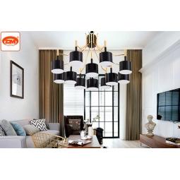 北欧创意后现代大厅简约客厅餐厅书房灯具锤子吊灯