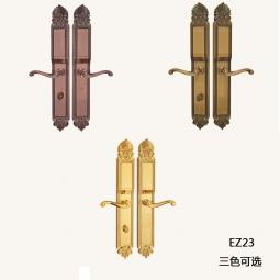 琪达五金名门静音门锁指纹锁EZ23