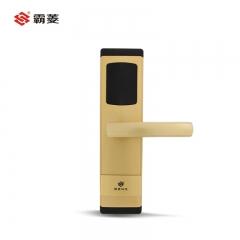 霸菱智能锁酒店锁刷卡钥匙锁RF-203 贵族银