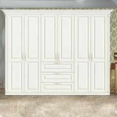 鑫瑞衣柜 整体家居 定制衣柜 吸塑系列LX-8004 图片色 咨询客服 LX-8004 定金