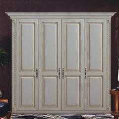 美域国际整体家居衣柜 LX-1608 吸塑做旧 图片色 咨询客服 LX-1608 定金