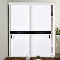 美域国际整体家居衣柜 LX-1769 高端隐形框现代工艺 图片色 咨询客服 LX-1769 定金