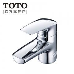TOTO卫浴 单孔单柄洗脸盆用混合水龙头DL372R DL372R