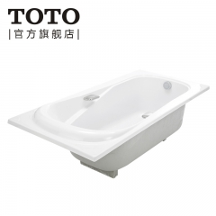 TOTO无裙边带扶手嵌入式浴盆压克力浴缸PAY1720HP PAY1720HP