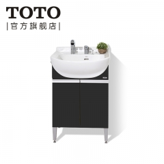 TOTO卫浴梳洗柜卫生间洗脸化妆台(含洗脸盆) LDSW601K LDSW601K(含龙头)