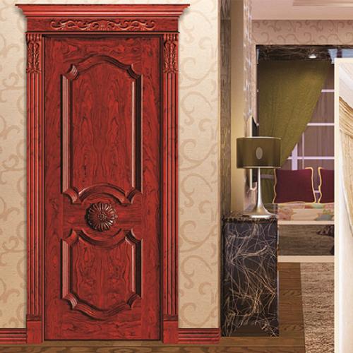 细阳木门实木复合烤漆门BX-2005 图片色 实木 多规格定
