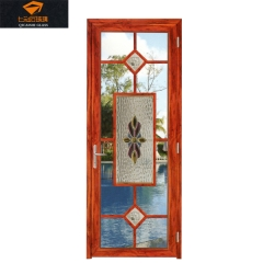 七彩石玻璃定做移门艺术玻璃12 利华艺术玻璃 可定制