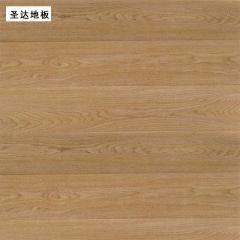 圣达地板栎木实木地板仿古梦寻故园地板 910*153/18