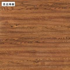 圣达地板栎木实木地板波浪纹顿河新月地板 910*153/18