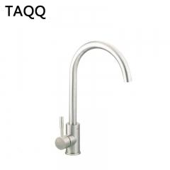 TAQQ卫浴旋转不锈钢水龙头 101001