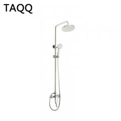 TAQQ卫浴全铜淋浴器升降淋浴花洒套装带下出水龙头 1220023