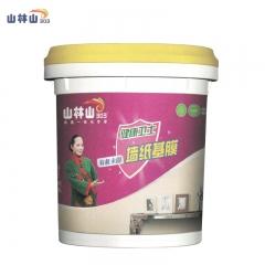 303建材环保家装墙纸基膜健康卫士有机永固墙纸基膜 18L