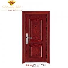 美福居精品防盗安全门福至心灵MFJ-052 图片色 镀锌板 960*2050mm