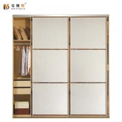 安维斯整体家居定制衣柜A4081 图片色 多种材质 可定制 定金