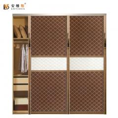 安维斯整体家居定制衣柜A4082 图片色 多种材质 可定制 定金