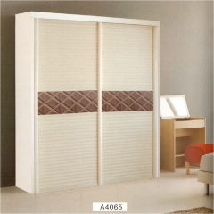 安维斯整体家居定制衣柜A4065 图片色 多种材质 可定制 定金