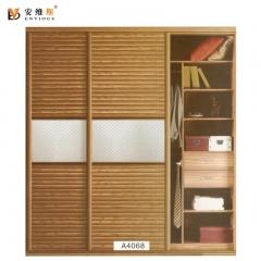 安维斯整体家居定制衣柜A4068 图片色 多种材质 可定制 定金