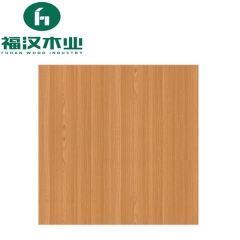 福汉木业免漆生态板系列西洋柚木 2440mm×1220mm×(17mm)