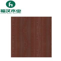 福汉木业免漆生态板系列精品红檀 2440mm×1220mm×(17mm)