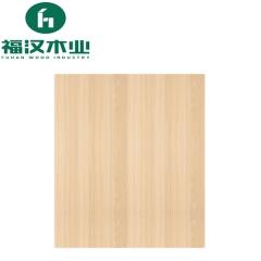 福汉木业免漆生态板系列雨丝银橡 2440mm×1220mm×(17mm)