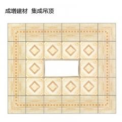 成增建材 集成吊顶热渗透系列 黄金时代组合 定金