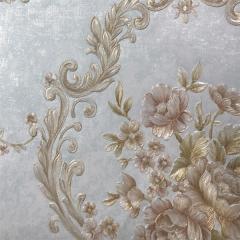 沃莱菲 简约风格无纺纸雕刻工艺雕刻空间 710506 卷(0.53*10 )