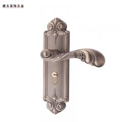 建五装饰五金总承机构门锁防盗门锁 青古