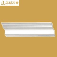 羊城装饰石膏线条 电视背景墙框 吊顶线 门框包边A185 10cm