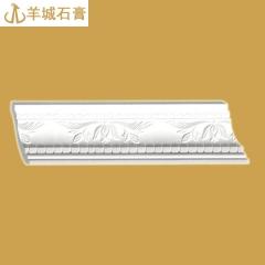 羊城装饰石膏线条 电视背景墙框 吊顶线 门框包边A112/A112X/A112A 10cm
