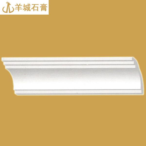 羊城装饰石膏线条 电视背景墙框 吊顶线 门框包边a179