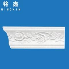 铭鑫石膏角线 雕花角线 电视背景墙框 吊顶线 石膏线条A812A-130