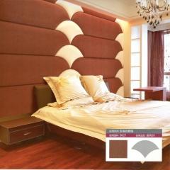 意德隆整合装饰 异形软包  卧室背景墙 B027 定金