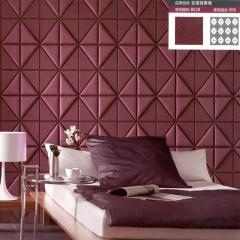 意德隆整合装饰   软硬结合  卧室背景墙 B028 定金