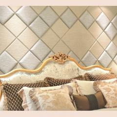 意德隆整合装饰   软硬结合  卧室背景墙 B011 定金