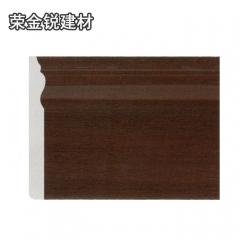 荣金锐建材 竹炭纳米石材线 T8-红木 定金