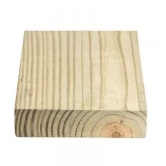 唐木条美国进口南方松 板材防腐木地板 室内外飘窗木材 原木木板140*38 定金