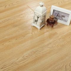 唐木条强化复合地板12mm家用卧室个性复古防水地暖仿实木地板SN913-浅杉木 ㎡