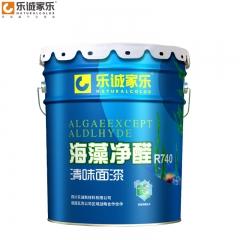乐诚家乐海藻净醛面漆 22kg/桶