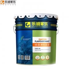 乐诚家乐硅藻净醛清味面漆 20kg/桶