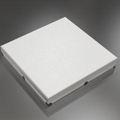 欧斯宝吊顶中式净玉系列白瓷玉影400*400 400×400