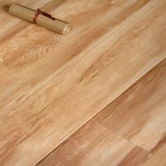 富贵鸟地板大模压亮面香樟木亮面实木地板FGN706 ㎡