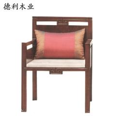 德利木业  家具系列 JH-003 椅子 仿古家具 图片色 咨询客服 JH-003 定金