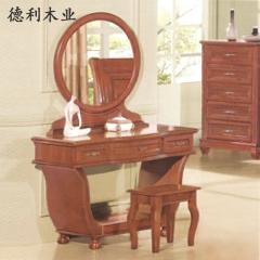 德利木业  家具系列 JH-006 梳妆台 图片色 咨询客服 JH-006 定金