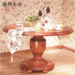 德利木业  家具系列 JH-006  餐桌 图片色 咨询客服 JH-008 定金