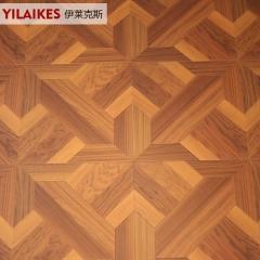 伊莱克斯地板实木拼花地板巴黎广场 805*405*7