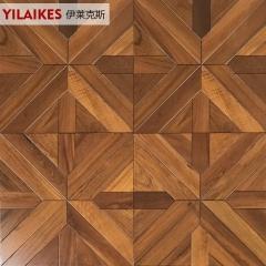 伊莱克斯地板实木拼花地板比萨斜塔 810*405*7