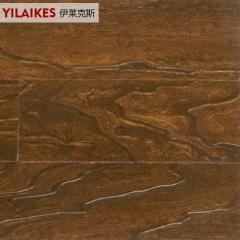 伊莱克斯地板实木地板同步纹短款花样年华 813*153