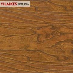 伊莱克斯地板实木地板同步纹短款可可西里 813*153