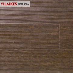 伊莱克斯地板实木地板手抓纹非洲黒橡 813*153